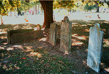Mystery Grave and the Thompson Plot